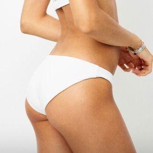 Frankie's Bikinis Swim - NWT frankies Shea bottom